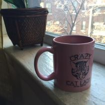 crazy cat lady coffee